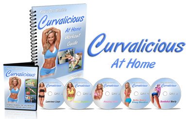 Curvalicious Home Gym Workouts