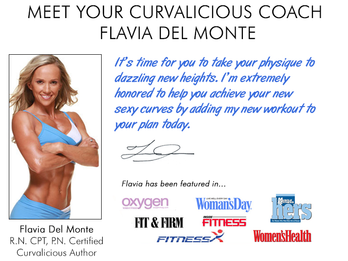 Meet your coach, Flavia Del Monte